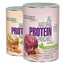 1+1 Zadarmo: All Natural Protein Pancake - Prom-IN 700 g + 700 g Beetroot