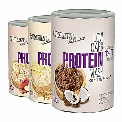 1+1 Zadarmo: Low Carb Protein Mash - Prom-IN 500 g + 500 g Chocolate+Coconut