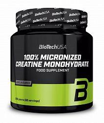 100% Creatine Monohydrate - Biotech USA 500 g