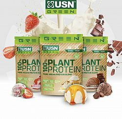 100% Plant Protein - USN 900 g Chocolate