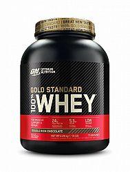 100% Whey Gold Standard Protein - Optimum Nutrition 2270 g Chocolate Hazelnut