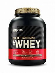 100% Whey Gold Standard Protein - Optimum Nutrition 2270 g Delicious Strawberry