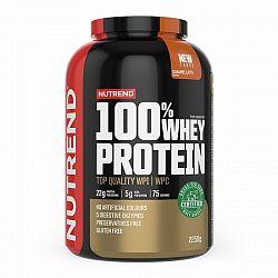 100% Whey Protein - Nutrend 2250 g Vanilla