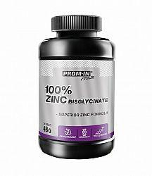 100% Zinc Bisglycinate - Prom-IN 120 kaps.