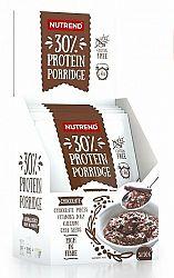 30% Protein Porridge - Nutrend 5 x 50 g Chocolate