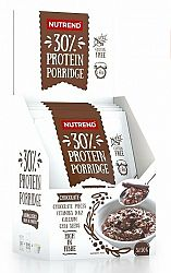 30% Protein Porridge - Nutrend 5 x 50 g Raspberry