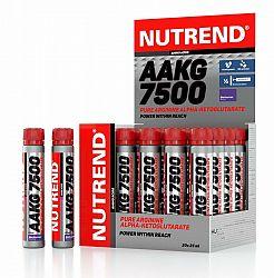 AAKG 7500 - Nutrend 20 x 25 ml. Blackcurrant