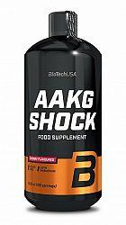 AAKG Shock Extreme - Biotech USA 1000 ml Višňa