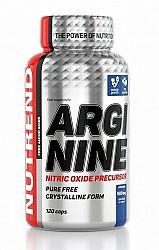 Arginine - Nutrend 120 kaps.