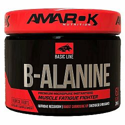 Basic Line B-ALANINE - Amarok Nutrition  240 g Tropical