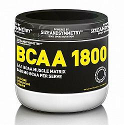 BCAA 1800 - Sizeandsymmetry  150 tbl.
