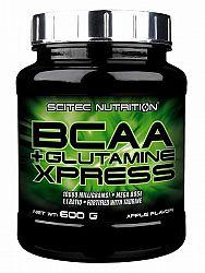 BCAA+Glutamine Xpress od Scitec Nutrition 600 g Lime
