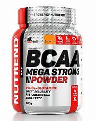 BCAA Mega Strong Powder - Nutrend 300 g Orange