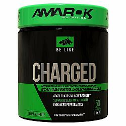 Be Line Charged - Amarok Nutrition 500 g Tropical