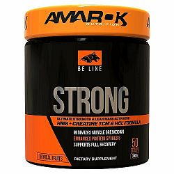 Be Line Strong - Amarok Nutrition 300 g Tropical
