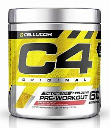 C4 Original - Cellucor 60 dávok Cherry Limeade