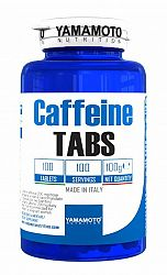 Caffeine Tabs  - Yamamoto 100 tbl.