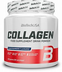 Collagen - Biotech USA 300 g Black Raspberry