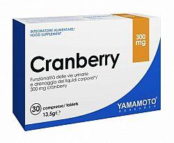 Cranberry (prevencia proti zápalu močových ciest) - Yamamoto 30 tbl.