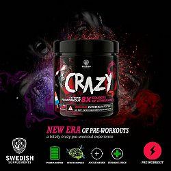 Crazy 8 - Swedish Supplements 260 g Mango Peach