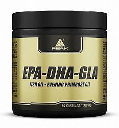 EPA - DHA - GLA - Peak Performance 90 kaps.