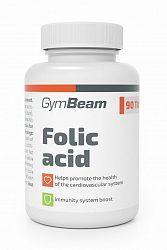 Folic Acid - Gymbeam 90 tbl.