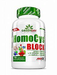GreenDay HomoCys Block - Amix 90 kaps.