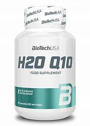 H2O Q10 - Biotech USA 60 kaps.