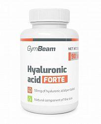 Hyaluronic Acid Forte - GymBeam 90 tbl.
