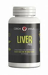 Liver Max - Czech Virus 100 kaps.