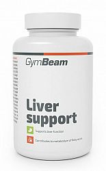 Liver Support - GymBeam 90 kaps.