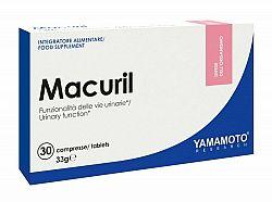 Macuril (prevencia proti zápalom močových ciest) - Yamamoto 30 tbl.