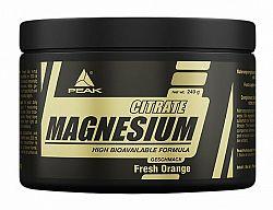 Magnesium Citrate - Peak Performance 240 g Fresh Orange