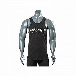 Man Tank Top 145 OE - Yamamoto Active Wear Čierna XXL