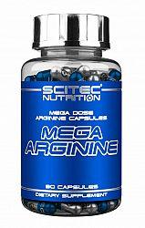 Mega Arginine - Scitec Nutrition 140 kaps.