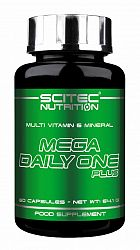 Mega Daily One Plus - Scitec Nutrition 60 kaps.