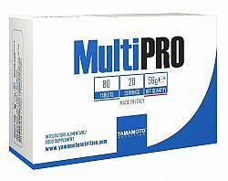 MultiPRO (komplexný multivitamín a multiminerál) - Yamamoto 80 tbl.