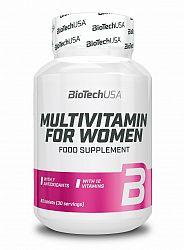 Multivitamin for Women - Biotech 60 tbl.