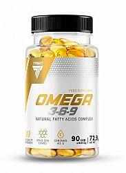 Omega 3-6-9 - Trec Nutrition 90 kaps.
