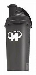 Protein Shaker - Mammut Nutrition Čierna 700 ml.