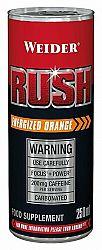 Rush Drink - Weider 250 ml. Energized Orange