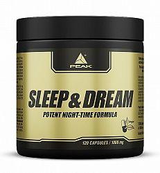 Sleep and Dream - Peak Performance 120 kaps.