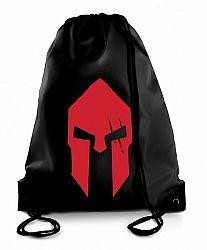 Spartan Gymbag - Gods Rage Black 44 x 34 cm