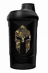 Spartan Shaker Black (Camouflage Mask) - Gods Rage 600 ml.