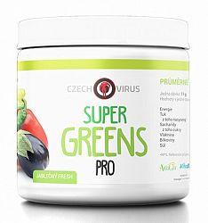 Super Greens Pro - Czech Virus  330 g Jablko Fresh