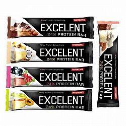 Tyčinka Excelent Protein Bar - Nutrend 1ks/85g Arašidové maslo