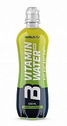 Vitamin Water Zero - Biotech USA 500 ml. Lemon