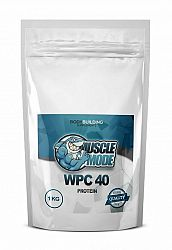 WPC 40 Protein od Muscle Mode 1000 g Neutrál