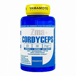 Zma + Cordyceps - Yamamoto 60 kaps.
